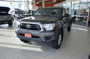 2014 Toyota Tacoma V6 4X4, SR5, POWER PACKAGE