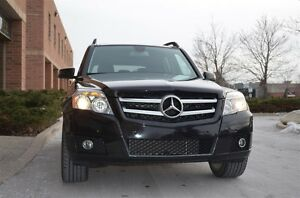 2010 Mercedes-Benz GLK-Class 4-MATIC |PREMIUM|PANORAMIC|HEATED S