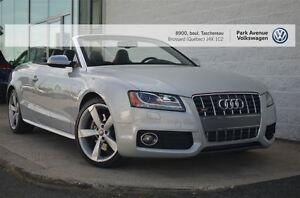 2012 Audi S5 3.0 Convertible 354HP!!