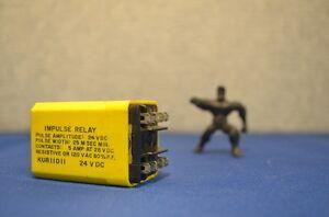 AMF Potter & Brumfield Impulse Relay KUR11D11 24 V