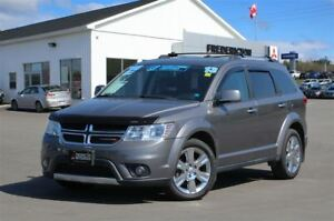 2013 Dodge Journey R/T! REDUCED! AWD! 7-SEATER! LEATHER! NAV!