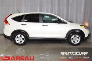 2014 Honda CR-V LX - 2WD - PNEUS D'HIVER INCLUS
