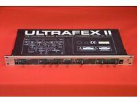 Behringer Ultrafex II EX3100 Multiband Sound Enhancement Processor £45