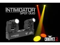 Chauvet Intimidator Spot Duo Moving Head Disco Lights