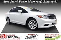 2012 Honda Civic Sedan EX Super Clean!!! Certified! Local Trade!