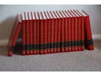 Children's Britannica - full set