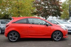 2016 66 REG Vauxhall Corsa Limited Red Edition 1.4 - VERY LATEST TOP OF RANGE MODEL - 2,000 MILES