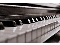 Keyboard and piano