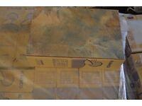 LOVELY BEIGE SLATE-EFFECT MULTICOLOUR TILES 30X45cm 20m2