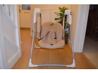 Graco Basic Swing In Good Condition