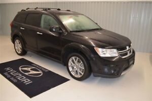 2017 Dodge Journey GT cuir 4x4 7 passagers