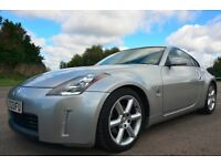 2002 Nissan 350z fairlady - Full Nissan Service History - Silver - Very Clean car