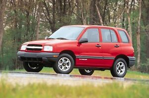 LOOKING FOR: CHEVY TRACKER OR SUZUKI GRAND VITARA