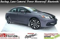 2015 Honda Civic Sedan EX WOWW LIKE NEW!!!!!! Certified! Power M