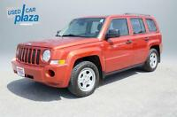 2010 JEEP PATRIOT SP
