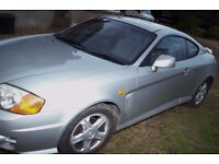 Hyundai Coupe 1.6, Open to Offers