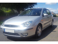 Focus 1.6 Zetec Climate [AC]- Full Service History, MOT NOV. 4 New TyresTiming Belt Replaced
