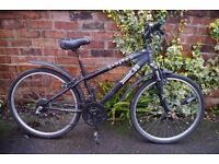 "Mountain Bike (fitted with slick tyres), Small Frame, 26"" Wheels"