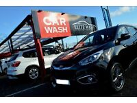 Autoglym Hand Car Wash Valeting Business For Sale - Manchester Busiest Road - Cheap Rent