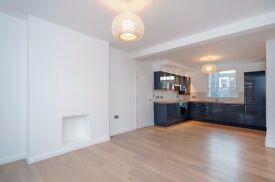 A recently refurbished, spacious two bedroom flat located on St. Olaf's Road, Fulham.