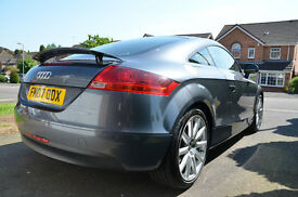 AUDI TT 2.0 TFSI 2007 Full Service History & Immaculate Condition