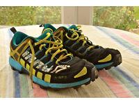 INOV8 X-Talon 212 trail running shoes - size 8