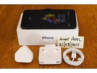 iPhone 7 Plus Matt Black 256gb Unlocked