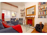 A spacious two bed ground floor flat with a private garden, situated on Glasford Street. SHORT LET