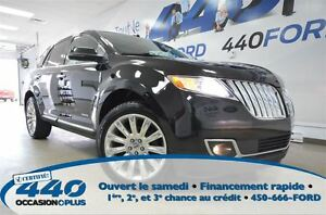 2013 Lincoln MKX Limited  *Cuir, Toit, Navigation*