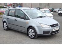2004 Ford Focus C-Max 1.6 Tdci with only 76,000 miles !!!