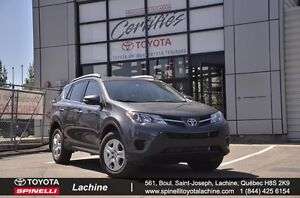 2015 Toyota RAV4 FWD LE AIR BLUETOOTH ET ++ 90 DAYS WITHOUT PAYM