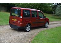2010 Fiat Doblo Mobility Wheelchair access Vehicle