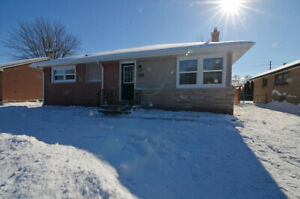 129 Irving Place  – 3 bedroom 2 bathroom w/ a finished basement