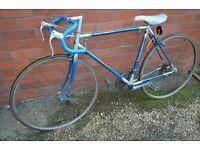 Raleigh Supersport Racer bike (1983)