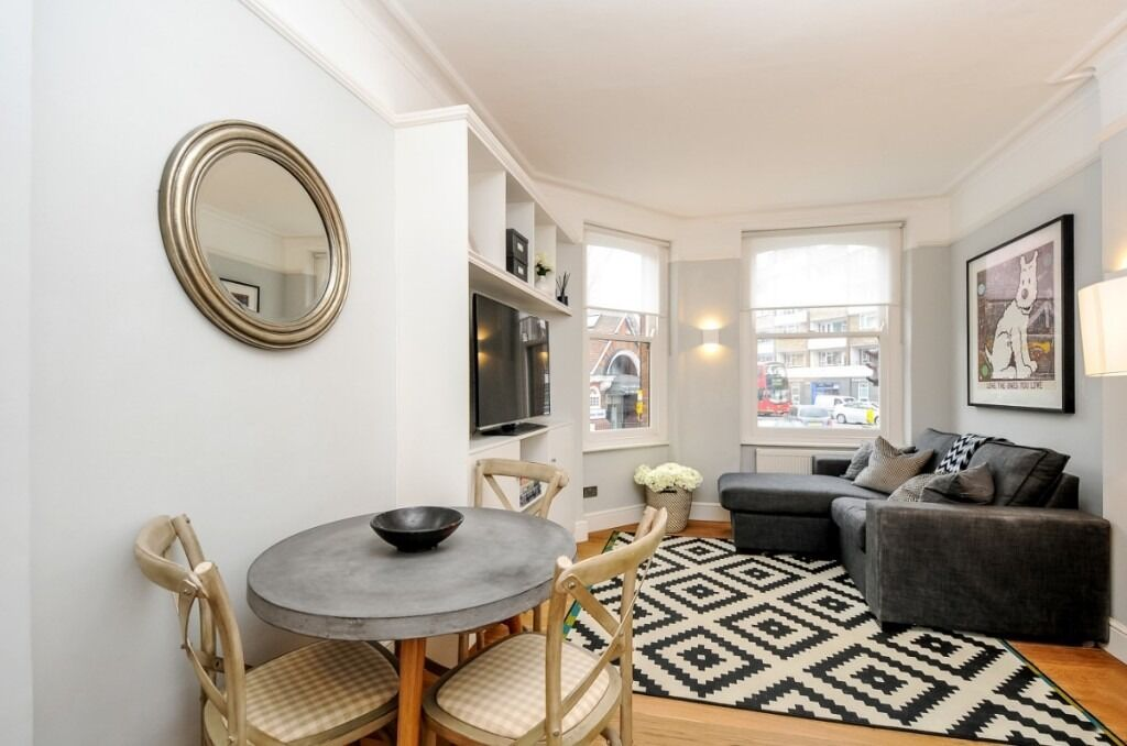 A beautifully decorated two bedroom property offering modern interior, Lillie Road, SW6