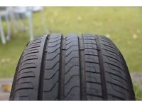 Tyre - Pirelli Scorpion Verde, 235/50/R18/97V ie. 149mph rating. 6mm tread