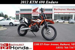 2012 KTM 690 Enduro R Powerful Engine!! Great Condition!