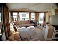 Sea View Pitch - Caravan For Sale With Decking - Southerness - Dumfries -Near Ayr -Glasgow -Carlisle