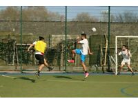 Looking for casual football players KING CROSS (5-aside Games)