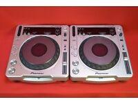 Pioneer CDJ-800 MK2 Pair of Decks £575