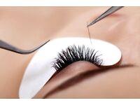 Mobile and home based eyelash technician