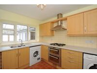 A two bedroom purpose built ground floor flat to rent in Kingston. Vicarage House.