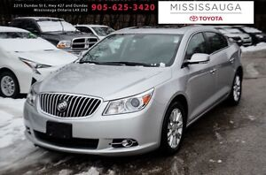2013 Buick LaCrosse 4dr Sdn Luxury FWD w/1SH