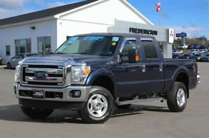 2015 Ford F-250 XLT! 4X4! CREW! V8! BACKUP CAM!