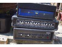 DJ Equipment - Twin CD Deck - Amplifiers - Mixer