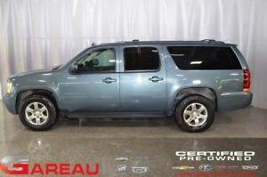 2010 Chevrolet SUBURBAN 1500 4WD LT - CUIR - 8 PLACES  - PNEUS M