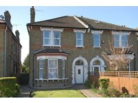 Spacious two double bedroom Victorian Conversion flat to rent on Lennard Road, Beckenham!