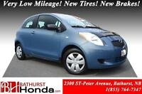 2007 Toyota Yaris Very Very Low Mileage! New Tires! New Brakes!