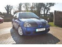 Renault Clio Sport 2.0 16V 172 cup.