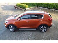 Kia Sportage KX-3 **3 years Warranty**Low Miles**